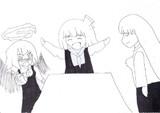 ルーミア3姉妹