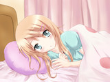 妹に添い寝してもらった