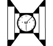 しょぼん時計(?)