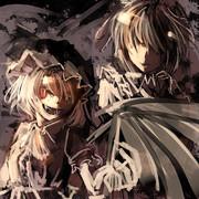 Remilia & Sakuya