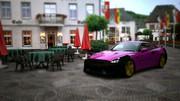 GT5 GTR Blackmask