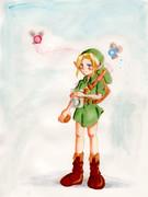 リンクと妖精