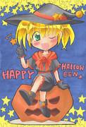 ハロウィン☆マリア
