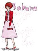 Sakura ver.パーティー
