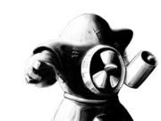 フラッシュゲーム「人生オワタの大冒険」に登場するエアーマン