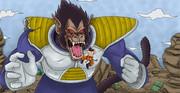 脅威の大猿ベジータ 通常画像
