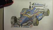 ウィリアムズルノーFW19