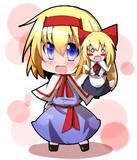アリス【東方時計娘】