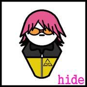 hideちゃん。