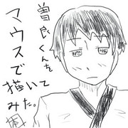 マウスDE☆曽良くん