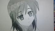 森田真由 描いてみた。