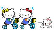 キティ&ミミィ&チャーミー ~まってよぉ!~