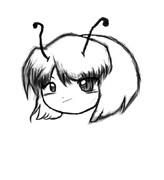 サムネ用リグル 頭 模写