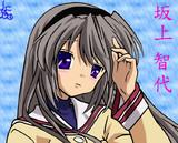 【マウス絵】智代誕生日おめでとう!【祝ってくれてありがとうだ】