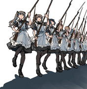 戦列メイド