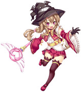 魔法少女?