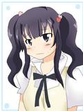 「山田、イメージアップを図ってツインテールにしてみたのですが」