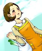 若妻・波野タイ子22歳