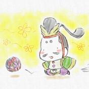 目標世界一の蹴鞠人 ニコニコ静画 イラスト