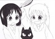 手描き 日常(◦´꒳`◦)