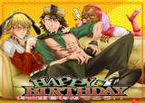 【TIGER&BUNNY】ニコ生主様へのお祝い絵