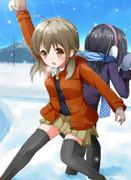 雪合戦~ほまれSIDE~