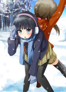 雪合戦~たまりSIDE~