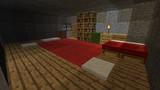 【Minecraft】ゆめにっき再現 窓付きの部屋