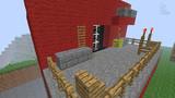 【Minecraft】ゆめにっき再現 ベランダ