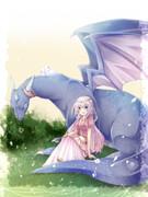 おひめさまとドラゴン