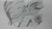 Angel Beats! TK描いてみた