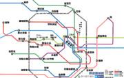 幻想郷路線図