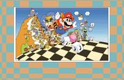 スーパーマリオブラザーズ3【マウス+ペイント】
