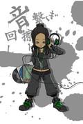 HIP HOP 4大要素 DJ #1