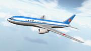 【MMD】 B767全日空旧塗装機 【モヒカンジェット】