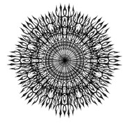 幾何学模様陣