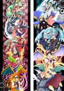 【ポケモン】 歴代王者VS挑戦者達 【アデク】