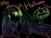 ミク@Halloween