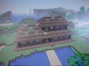 【minecraft Classic】まったくセンスの無い物を作ってみたよ~part0.5