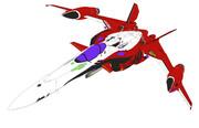 YF-29 色塗ってみた