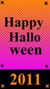 【Happy】待ち受け【Halloween】