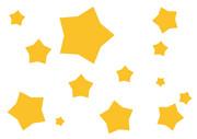 【背景素材173】星11
