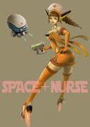 SPACE+NURCE ナスカちゃん (加筆修正)