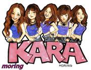 KARA☆