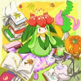 ドレディア(秋+)