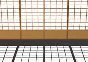 【背景素材192】障子2