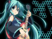 電子の歌姫