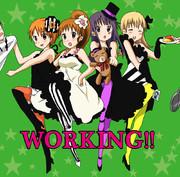 WORKING!!でけいおん!トレス2