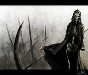 緘帰の死神