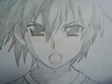 そらのおとしもの 桜井智樹を描いてみた